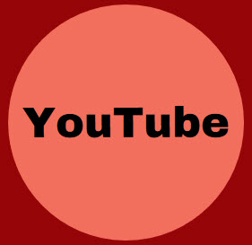 Circle that says YouTube